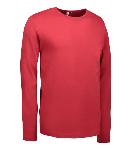 Interlock Herren T-Shirt   langarm