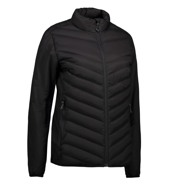 Padded stretch jacket | Damen